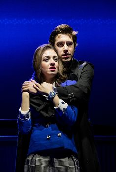 Veronica and JD--Heathers