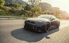 25 besten Nissan GTR by Prior Design Bilder auf Pinterest | Entwurf ...