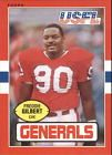 The Trading Card Database - 1985 Topps USFL #81 Freddie Gilbert