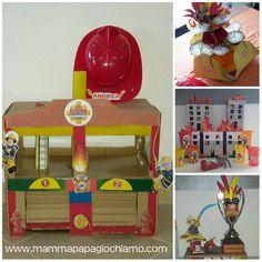 #SamilPompiere #SamFireman #Fireman #festa #birthday