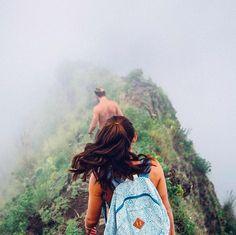 left my ♥ in hawaii
