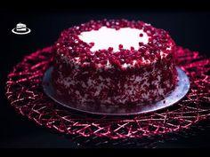 Tort Red Velvet / Catifea Roșie / Red Velvet Cake - YouTube Velvet Cake, Red Velvet, Cake Youtube, Deserts, Tropical, Food, Sweets, Bakken, Essen