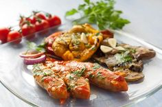 Red mullet fillets with vegetable minestrone (with images, tweet) · arniekaye · Storify