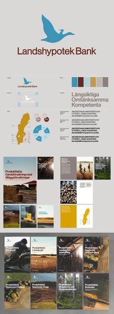 Landshypotek Bank   design by Stockholm Design Lab