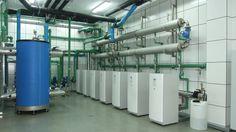 Projects Groupe PORCELANOSA : Géothermie dans le Collège Norvégien, Rojales…