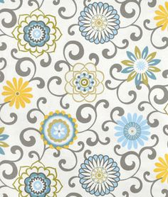 Shop Waverly Pom Pom Play Spa Fabric at onlinefabricstore.net for $15.2/ Yard. Best Price & Service.