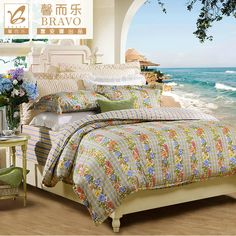 FUANNA Hot sale! Queen full twin size 4pcs bed set bedding sets/bedclothes/ duvet cover the bed linen home textile coverletQCXY