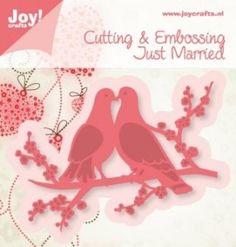 Wykrojnik - Joy!Craft - 6002/0383 gołąbki