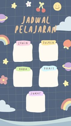 Study Schedule Template, Schedule Design, Planner Template, Cute Pastel Wallpaper, Wallpaper Iphone Cute, Bullet Journal Lettering Ideas, Photo Collage Template, Aesthetic Template, Instagram Frame