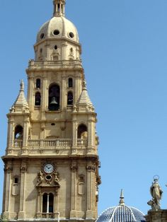 torre de Murcia Cathedral © Robert Bovington  http://bobbovington.blogspot.com.es/2013/12/if-there-were-but-one-reason-to-visit.html