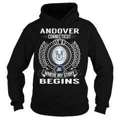 Andover, Connecticut Its Where My Story Begins
