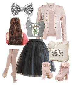 Simply Sweet by pandamestas on Polyvore featuring ONLY, Black Swan, Retrò, David Yurman and Forever 21