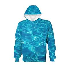 """""""If this hoodie brings back memories of your summer vacation, you're welcome! Cool Hoodies, Warm And Cozy, Youth, Bring It On, Memories, Water, Summer, Jackets, Vacation"""