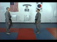 There are 25 basic kicks in Hapkido. This video shows the kicks 6 thru 10 as demonstated by Ji Han Jae instructors Stepper Workout, Hapkido, Wing Chun, Krav Maga, Muscle Mass, Judo, Taekwondo, Kickboxing, Karate