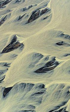 1 | Aerial Photos Capture Iceland's Hypnotizing Rivers | Co.Design | business + design