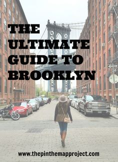 From the perfect photo spot in DUMBO to the shops and street art of Williamsburg, this is your best guide to a perfect day in Brooklyn!