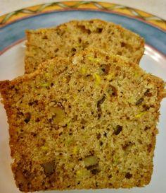 Yellow Squash Bread Recipe With Walnuts (Easy to Make and Delicious) Yellow Squash & Walnut Bread