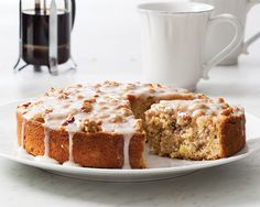 Browned butter adds depth to this twist on the classic Southern banana-pineapple confection. Pecan streusel is just, well, the icing on the coffee cake.