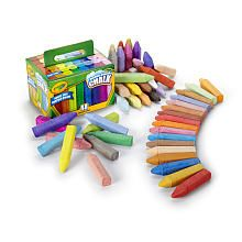 1 BUCKET 20 ASSORTED JUMBO SIDEWALK PLAYGROUND CHALKS by ci Ark Appliances