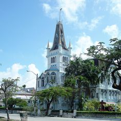 I am super excited to have the possible chance to go to georgetown guyana on a youth mission trip with some of my church members this coming July. We will get to hand out OCC shoeboxes to children down there, and it will simply be amazing.