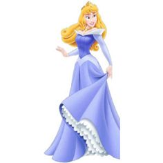 Princess Aurora Blue Dress | Aurora in Blue - princess-aurora Photo
