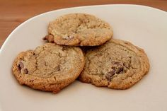Peanut Butter Cookies with Milk Chocolate Chunks