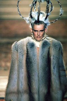 Alexander mcqueen autumn winter 1997 - Google Search