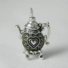 Tea Pot charm