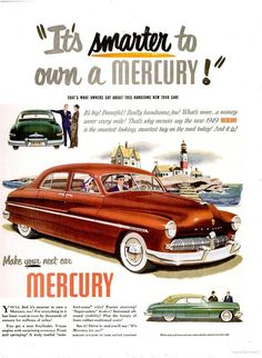 1000 Images About 1940 1949 Car Ads On Pinterest