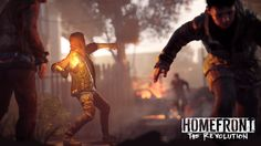 windows wallpaper homefront the revolution, Lamb WilKinson 2017-03-16
