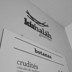 k'u'naláh signage visual system | © all rights reserved
