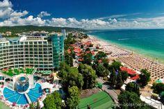 Златни Пясъци - Перлата на Българското черноморие