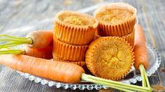 Vegetarische Gerichte im Mai: Möhren Muffins, Spargelsalat und Blumenkohl-Tabouleh