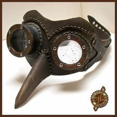 Skeeter Air Pirate Mechanic steampunk costume by GeahkBurchill, $120.00