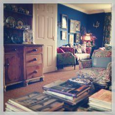 Sarah Moore: my vintage home