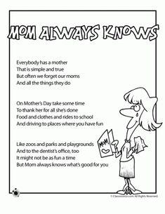 Poems for Kids   Woo! Jr. Kids Activities