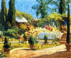 работы Colin Campbell Cooper – 01