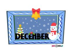 month of the year 1 Logo, Months In A Year, December, Symbols, Letters, Diy, Bricolage, Letter, Do It Yourself
