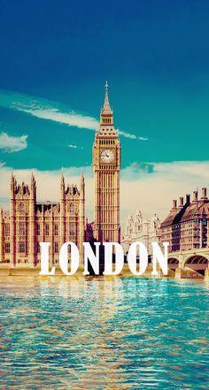 London - iPhone wallpaper @mobile9