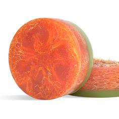 Sliced Tomato Luffa Soap - WholesaleSuppliesPlus