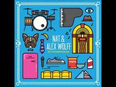 Curious Lyrics - Nat and Alex Wolff - Throwbacks - YouTube