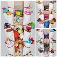hanging organizer.  Great for kid's bedrooms, playrooms, office, bedroom, mudroom.  Organize everything!
