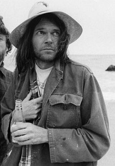 Neil Young by Henry Diltz