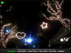 [San Fernando] ► December Good Vibes and a Not-So-Wanted Ending San Fernando, Good Vibes, Christmas Tree Decorations, Philippines, December, Neon Signs, Seasons, Explore, Videos