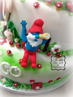 Puffi Party Smurfs Party!!