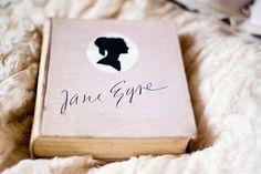 1957 edition of Jane Eyre, photo by Candice Lesage Austen