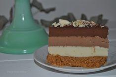15 tartas frías muy fáciles ideales para el verano (sin horno) - Antojo en tu cocina Vanilla Cake, Baking, Desserts, Recipes, Chocolate Blanco, 3, Chile, Food, Ideas