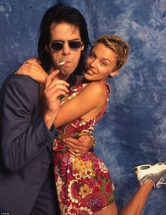 Nick Cave & Kylie Minogue by Tony Mott please do not remove tag Kylie Minogue, Nick Cave, Music Film, Music Icon, Dodge Challenger, Blade Runner, Ford Mustang, Rowland S Howard, Autos Ford