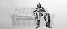 No_Regrets_In_Life_Drawings by_Joel_Daniel_Phillips_2014_header