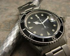 SCUBAWATCH.ORG TUDOR SUBMARINER 79090